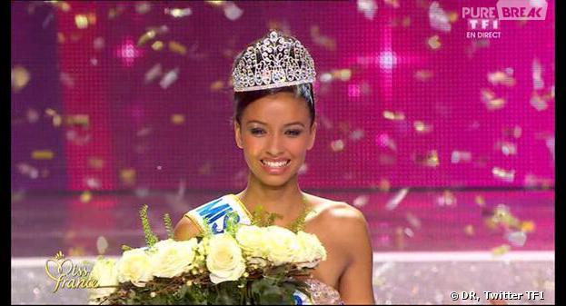 Miss France 2014 : Flora Coquerel, Miss Orléanais est la grande gagnante !