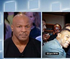 Le Grand Journal : lapsus gênant du traducteur de Mike Tyson