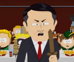 """La Xbox One bat la PS4 dans le dernier épisode de South Park, extrait de la trilogie """"Black Friday"""""""