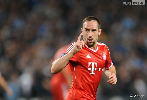 Franck Ribéry : buzz sur la Toile à cause d'une info parodique