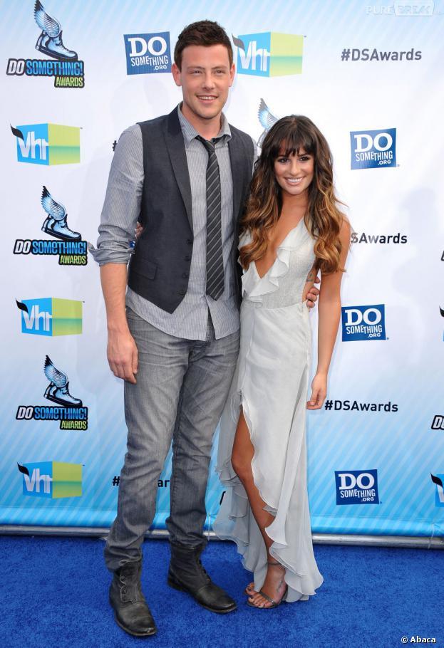 """Lea Michele : hommage à Cory Monteith dans """"Louder"""""""