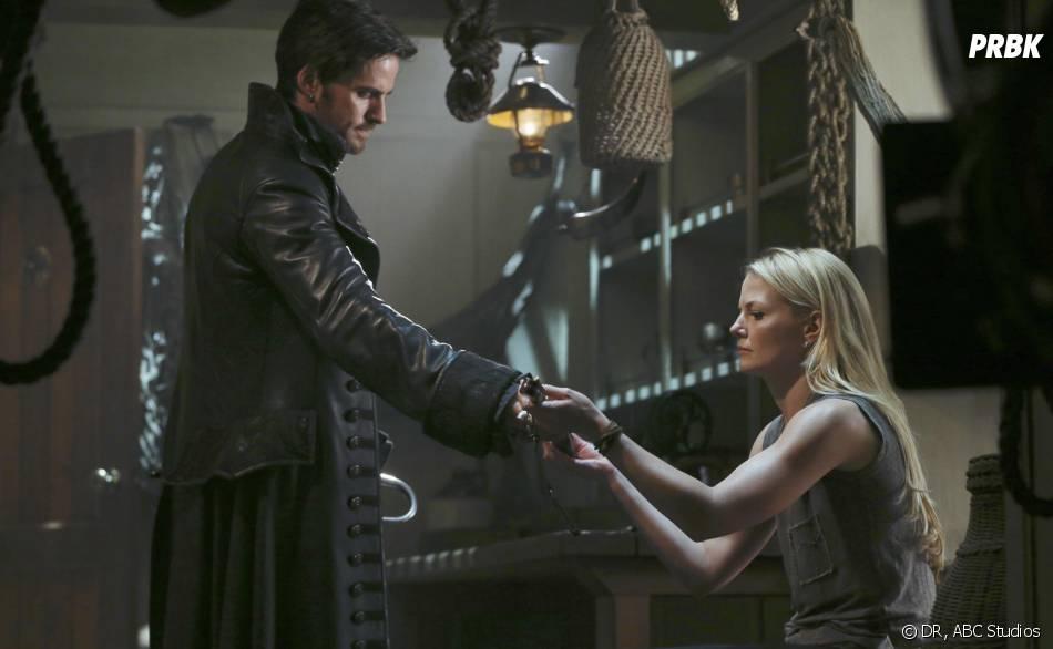 Once Upon a Time saison 3 : Hook et Emma, ship de l'année