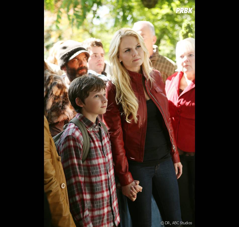 Once Upon a Time saison 3, épisode 12 : Henry et Emma à New York