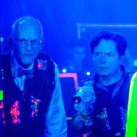 """The Michael J. Fox Show : la réunion """"Retour vers le futur"""" se dévoile en images"""