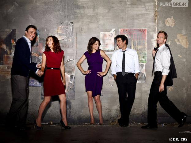 How I Met Your Mother : la fin de la série programmée au 31 mars 2014