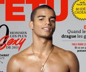 """Brahim Zaibat : sacré """"homme le plus sexy de 2013"""""""