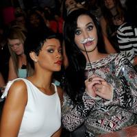Rihanna et Katy Perry : un duo explosif en 2014 ?