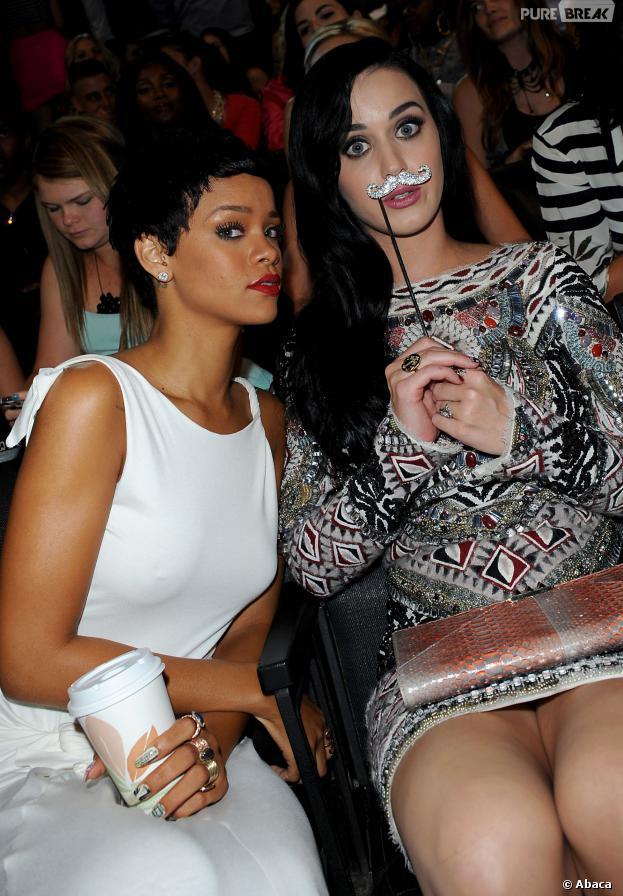 Rihanna et Katy Perry : un duo en préparation pour 2014 ?