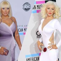 Christina Aguilera, Aurélie Van Daelen... : les transformations des stars en 2013