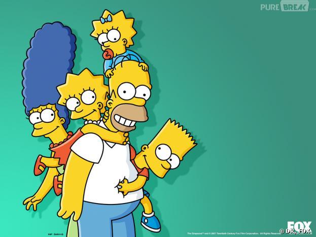 Les personnages de la série Les Simpson pourraient être prochainement déclinés en LEGO
