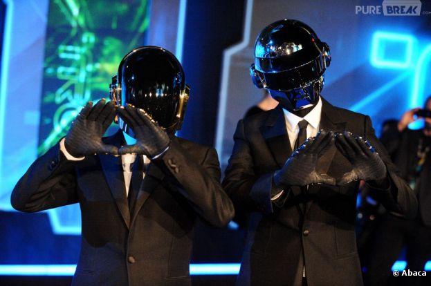 Grammy Awards 2014 : Daft Punk se produira au côté de Stevie Wonder