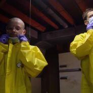 Breaking Bad : Walter abandonne la drogue pour les bonbons dans une parodie délirante