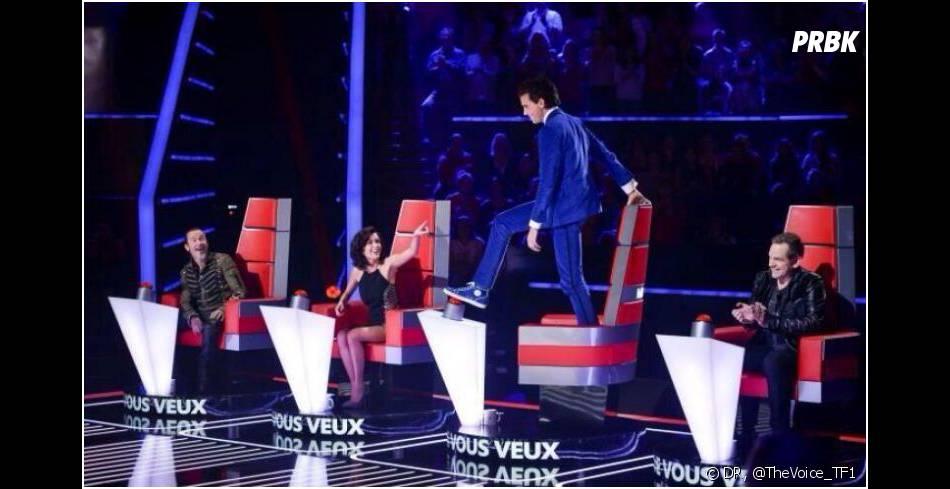 The Voice 3 : Mika a séduit les twittos