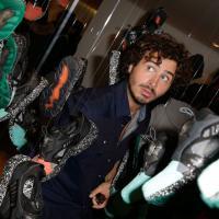 Maxime Musqua, Brahim Zaibat... le pop-up store Puma fait le plein de stars