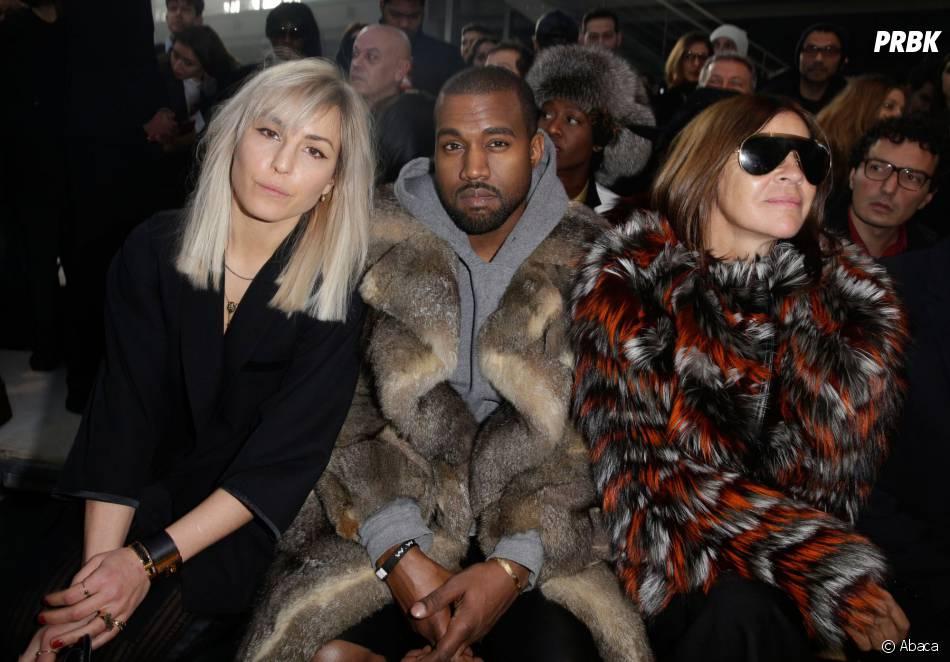 Kanye West : à Paris pour la Fashion Week, il visite le futur lieu de son mariage
