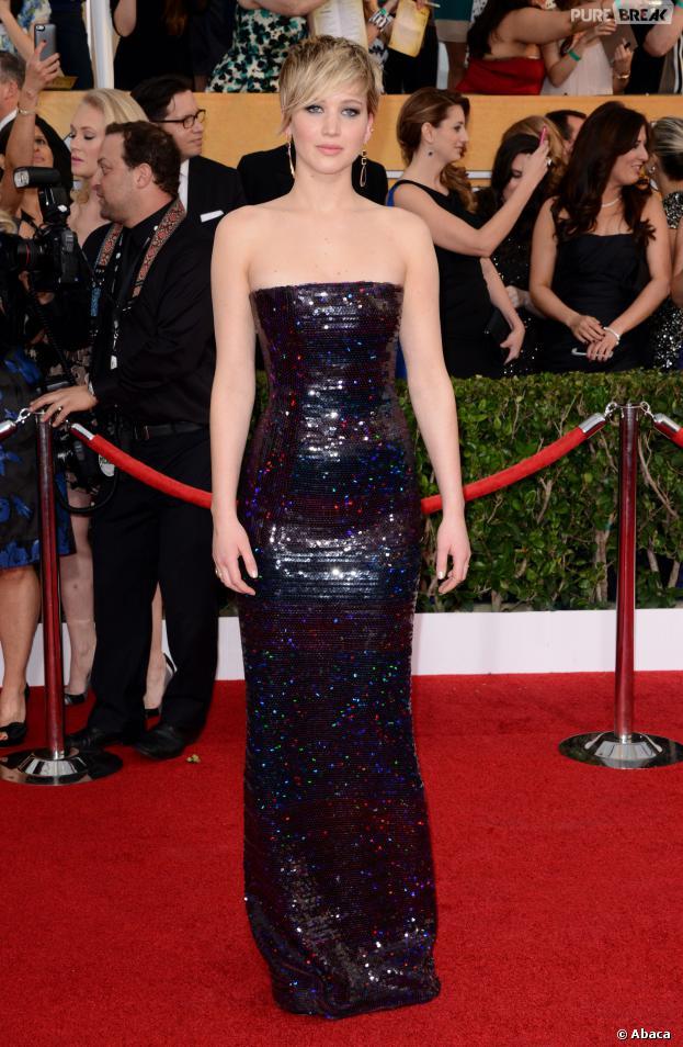 Jennifer Lawrence : nouveau buzz pour l'actrice d'Hunger Games