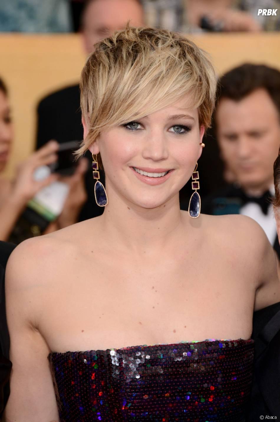 Jennifer Lawrence : une actrice spontanée