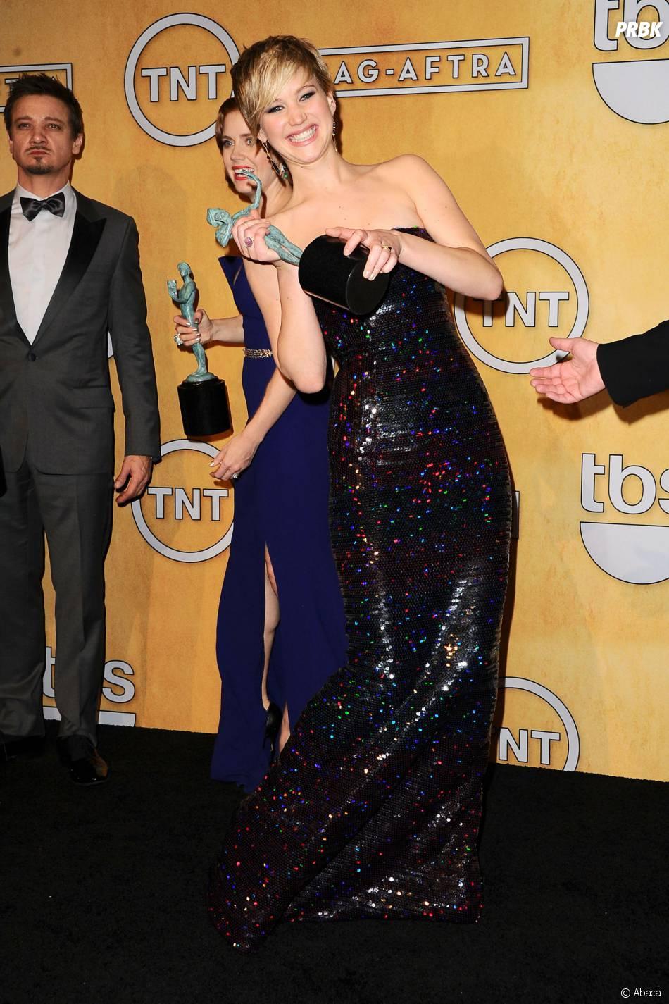 Jennifer Lawrence : ses dessous de bras ressemblent à un vagin