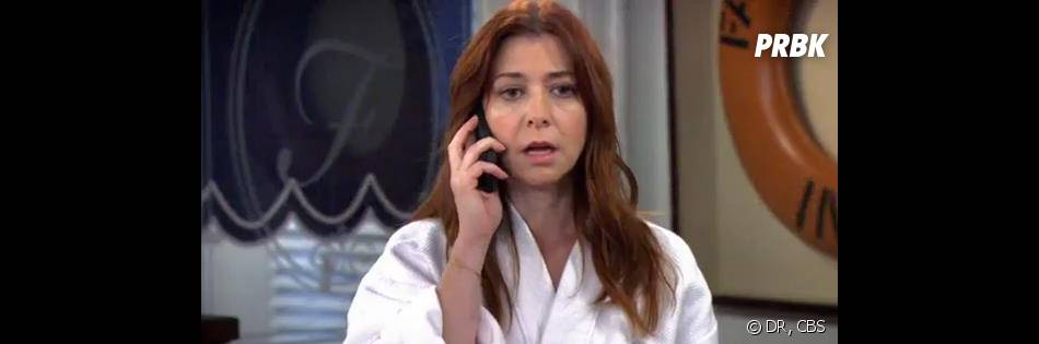 How I Met Your Mother saison 9 : Lily retrouve Marshall