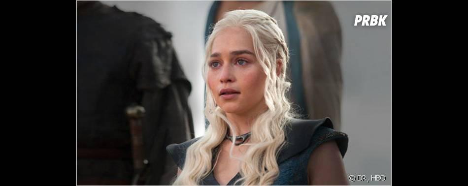 Game of Thrones saison 3 : Daenerys accentue sa marche en avant