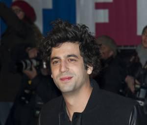 Max Boublil sur le tapis rouge des NRJ Music Awards 2014