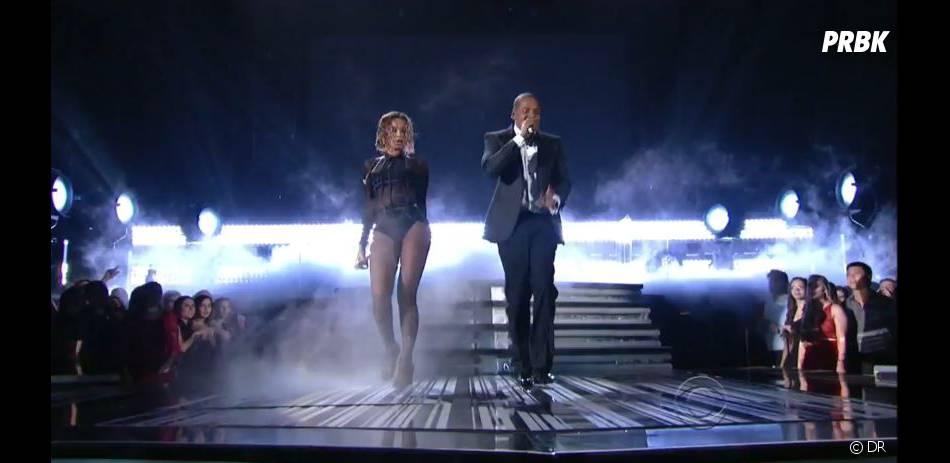Grammy Awards 2014 : Jay Z et Beyoncé ont mis le feu