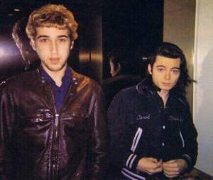Daft Punk :Guy-Manuel de Homem-ChristoetThomas Bangalter dans les années 90
