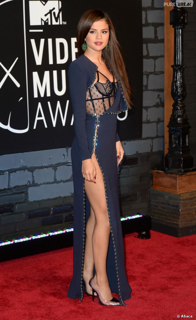 Selena Gomez aux MTV Video Music Awards 2013