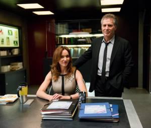RIS police scientifque saison 9 : Ballack et Morand