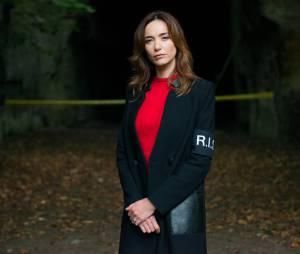 RIS police scientifque saison 9 : Delphine Rollin est la nouvelle chef du RIS
