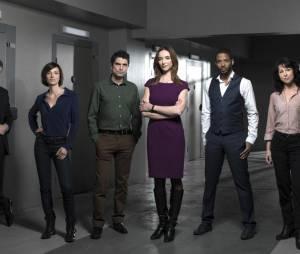RIS police scientifque saison 9 : la nouvelle équipe du RIS