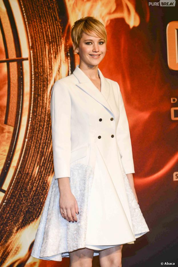Jennifer Lawrence : bientôt dans un nouveau film de David O'Russell ?