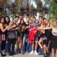 Les candidats en Australie pour le tournage des Anges 6