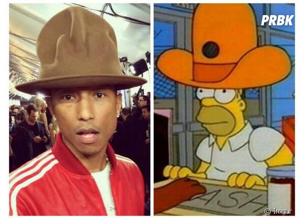 Pharrell Homer Simpson