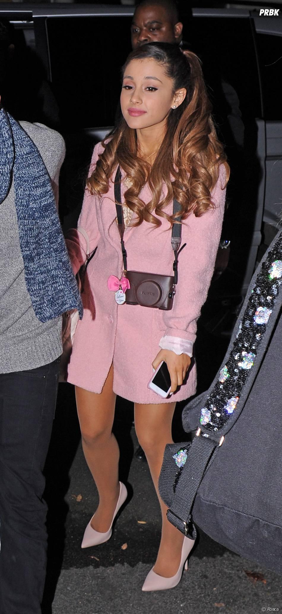 Ariana Grande est officiellement célibataire