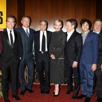 Jean Dujardin et George Clooney : complices pour la sortie de The Monuments Men