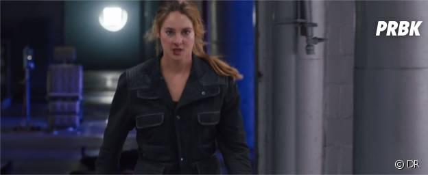 Divergente : Shailene Woodley badass