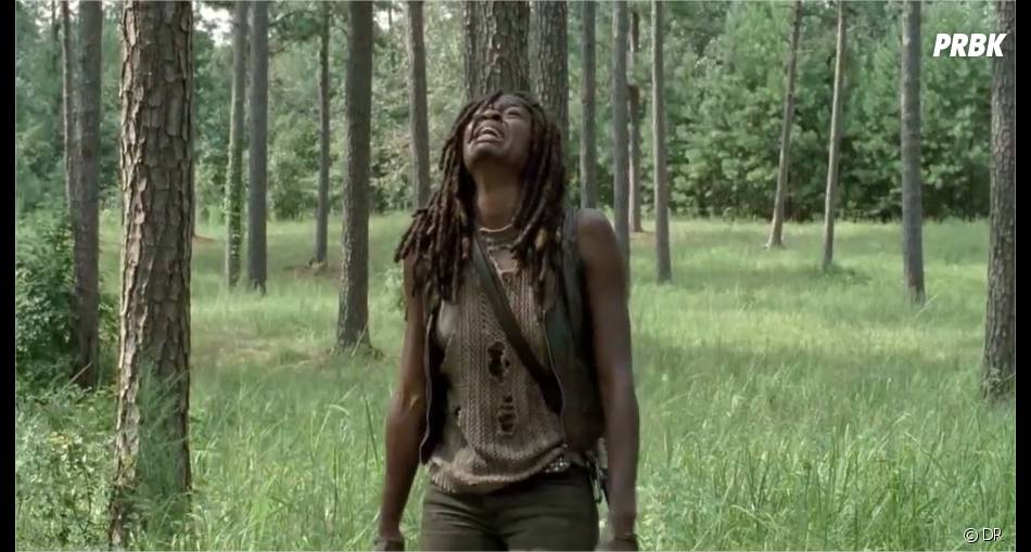 Walking Dead saison 4 : Michonne dans la bande-annonce