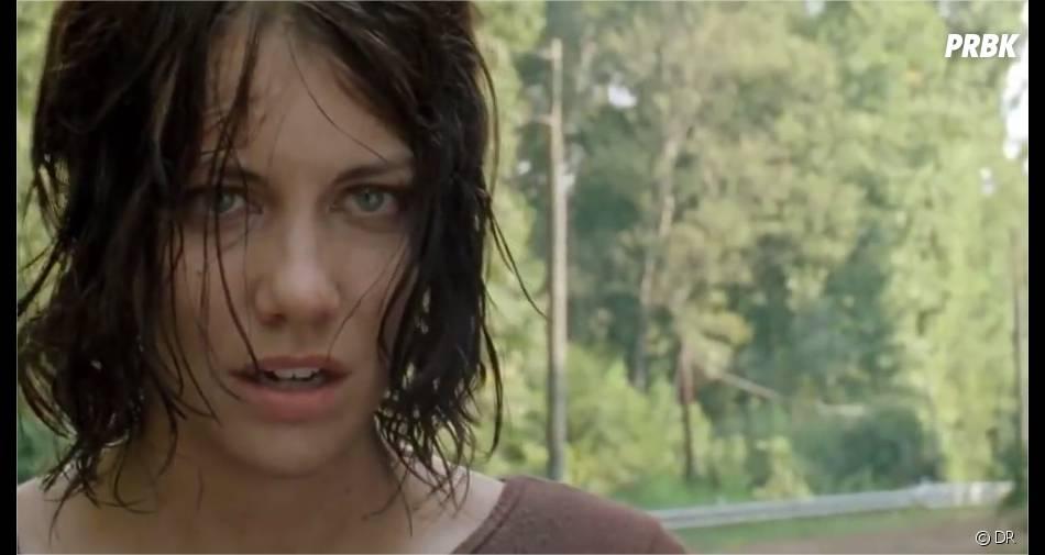 Walking Dead saison 4 : Maggie dans la bande-annonce