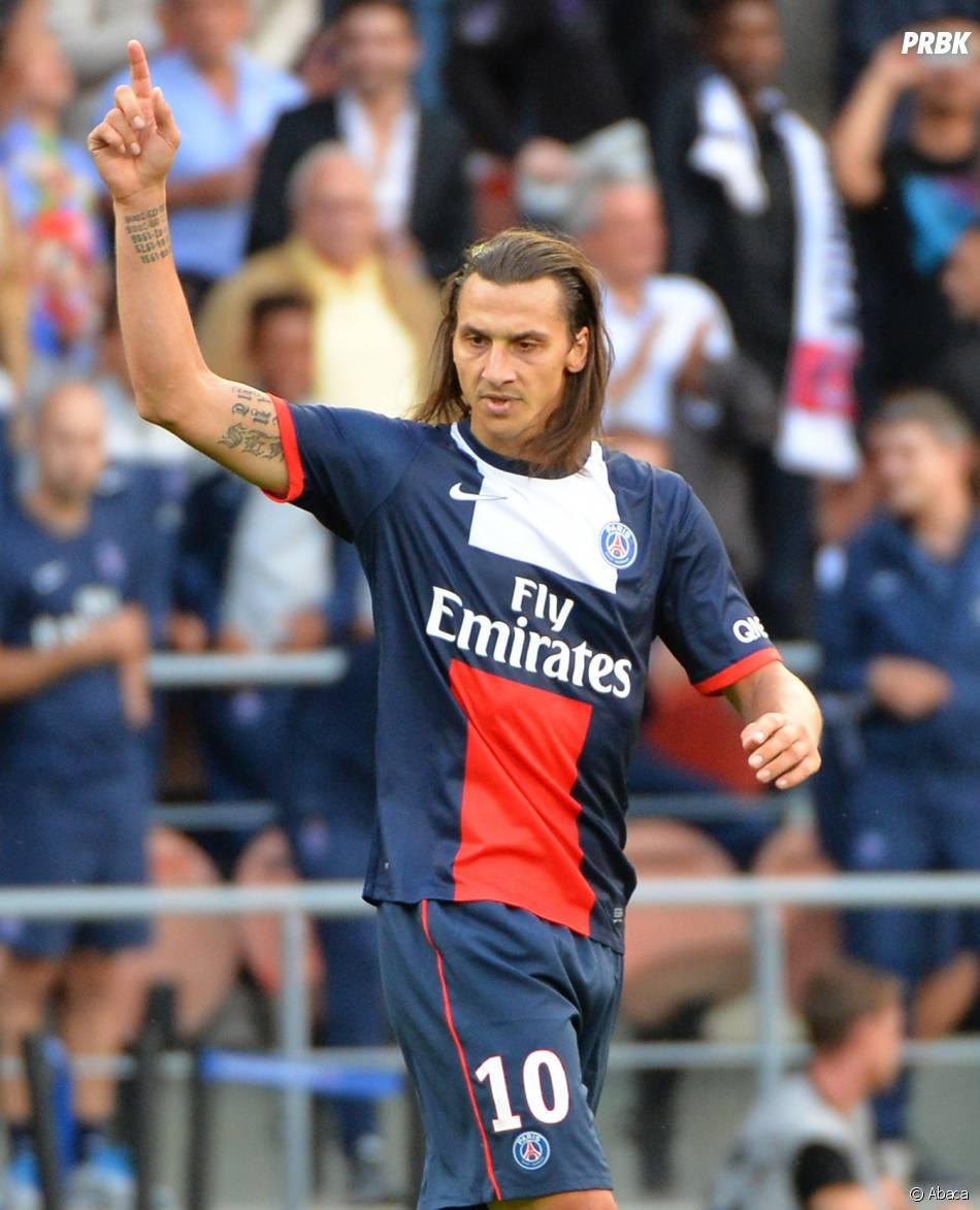 Zlatan Ibrahimovic : la star du PSG enchaîne les pubs