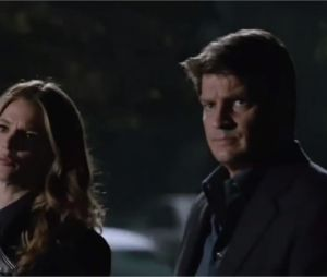 Castle saison 6, épisode 15 : Rick et Kate face à une Carrie dans la bande-annonce
