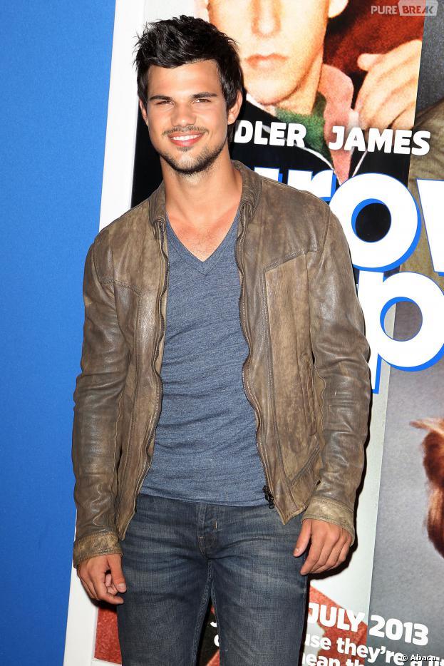 Taylor Lautner : bientôt star de série