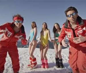 Palmashow : Les monos de Ski, leur nouvelle vidéo pour D8