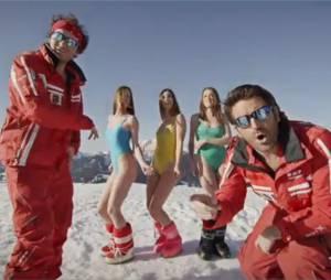 Palmashow : les monos de ski, un rap délirant
