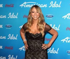 Mariah Carey en bikini en bonbons sur Instagram pour la Saint-Valentin