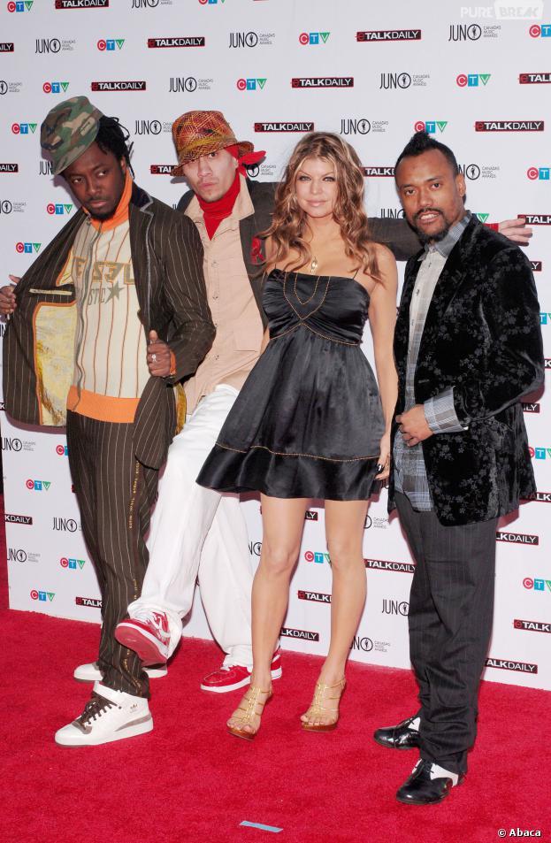 Black Eyed Peas : un retour dans la musique en 2014 ?