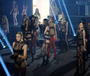 Etam Live Show 2014 : la marque organise son défilé de lingerie le 25 février 2014