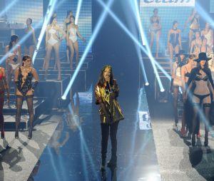 Etam Live Show : M.I.A. avait chanté en live pour le défilé Etam 2013