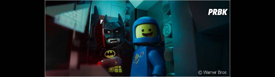 Lego, la grande aventure : Batman est de retour