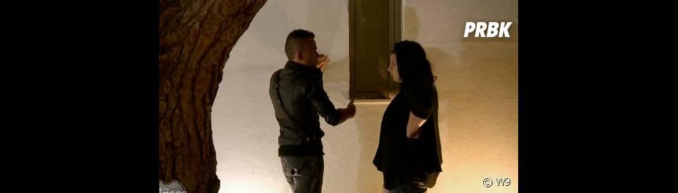 Les Princes de l'amour : Sébastien vient rassurer Cindel